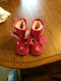 Never Worn toddler boots Frederick, 21701