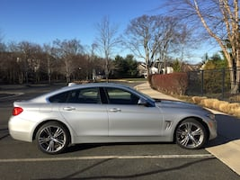 2016 BMW 4 Series 428i xDrive Gran Coupe SULEV with 72 month,100,000 mile extended warranty