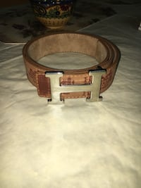 Hermès belt size 29-32 new condition  Silver Spring, 20901