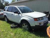 2004 Saturn Awd Part out Cortland, 44410