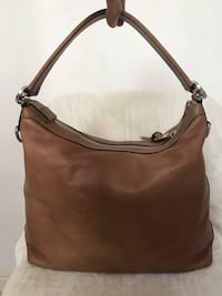Authentic used leather Gucci handbag sell $450 only Bukit Batok