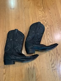 Handmade leather boots from Mexico Henniker, 03242