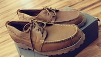 Timberland heavy duty loafers