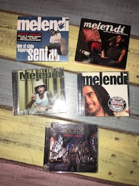 5 cd de Melendi.  Madrid, 28053