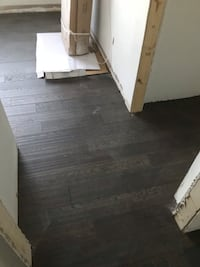Floor installation Hamilton