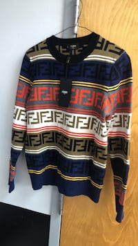 Sweater unisex fendi woman L and men M Gaithersburg, 20879