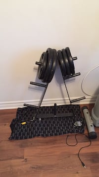 Black and gray exercise equipment Laval, H7X 3X7