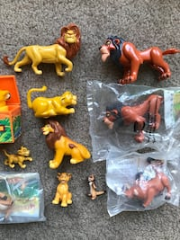 The Lion King toys plush Bakersfield, 93301