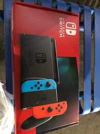 Nintendo switch comes with 1 Mario game Bayonne, 07002