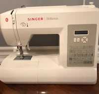Singer Briliance Sewing Machine  Toronto, M5E