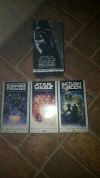 Star wars special edition trilogy Houma, 70363