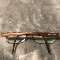 REAL BURBERRY Frames Prescription! Just use the fr St Albert, T8N 3Y9