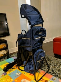 MEC Happy Trails Child Carrier backpack Toronto, M5A 2M5