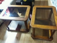 2 beautiful coffee table both for  $50.00 Mississauga, L4T 1H5