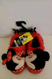 Minnie and Micky Mouse slippers Las Vegas, 89148