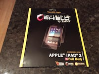 invisible shield by zagg apple ipad 2  New in box