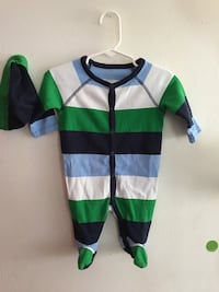 Chaps size 9 months with matching hat Pensacola, 32503