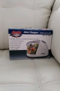 SavOn Mini Chopper Brand New Brampton, L6X 0R1