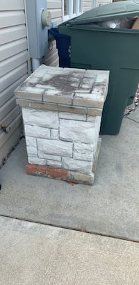 Fake stone and break cooler  Wentzville, 63385
