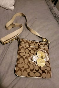 COACH  Crossbody Purse - Limited Edition