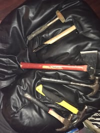 assorted-color hammers and axe Winnipeg, R3C 3J9