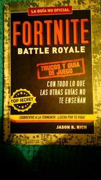 Libro Fornite Battle Royale 6077 km