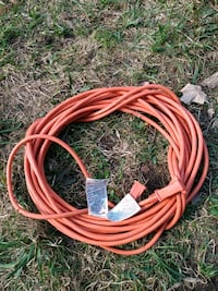 50 ft indoor use two prong extension cord