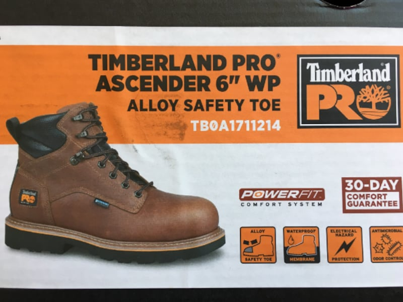 NEW Timberland PRO Work Boots - Size 9 0456563b-741c-4860-9036-54425090df31