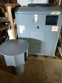 Swimming New Jandy gas heater  for large pool Vancouver, 98662