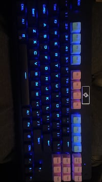 Blue Switch Mechanical Gaming Keyboard Dumfries, 22025