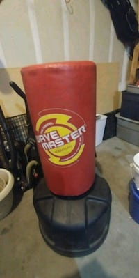 Original wave master punching bag.  Nampa, 83686