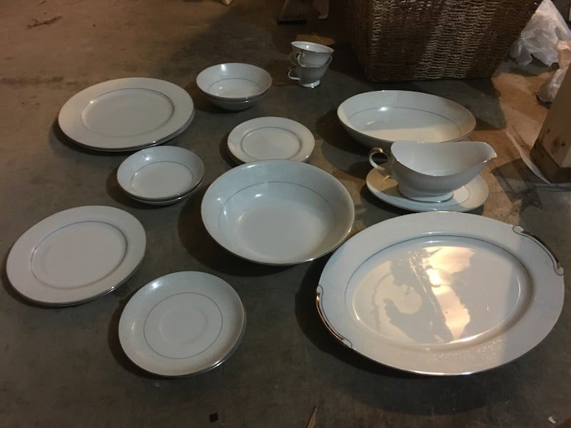 Moonlight White dinnerware set by The Bay ff5f630e-f62d-4bc8-b88d-cba3cdf37b7b