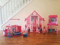 Barbie Dream House Edmonton, T5X 0C8