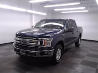 2018 Ford F-150 XL 4WD SuperCrew 5.5' Box Scarborough