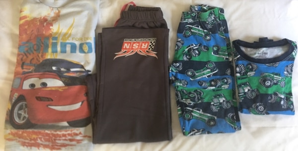 041d9725488a Used Boys Clothing Bundle Size 8 year old for sale in Dallas - letgo