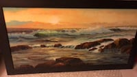 Beautiful Framed Oil Painting Vaughan, L6A 4H3
