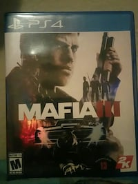 Mafia 3 PS4 game case Tucson, 85711