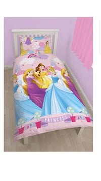 brand new disney princess duvet cover (single). Greater London, UB5