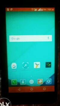 black android smartphone Lucknow