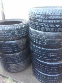 vehicle tire lot Antioch, 94509