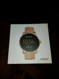 Fossil Q Wander Smartwatch Sandown, 03873