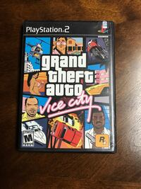 Grand Theft Auto Five PS3 game case Roanoke, 24019