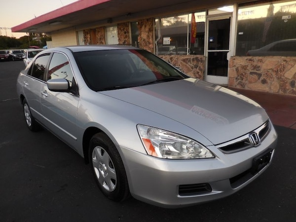 2007 Honda Accord Lx >> 2007 Honda Accord Lx Sedan At