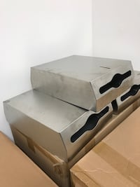 stainless steel commercial or industrial Paper towel holders global brand 536 km