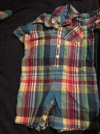 Boys polo size 9months never worn Creola, 36525
