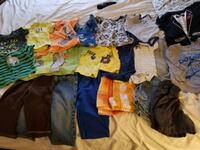 toddler's assorted clothes Coopersville, 49404
