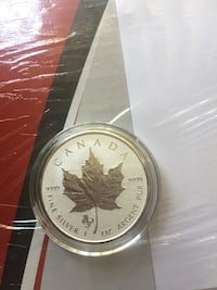 Silver coin limited edition
