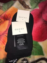 Brand New Gucci Socks. 2 for one deal. (Two socks).