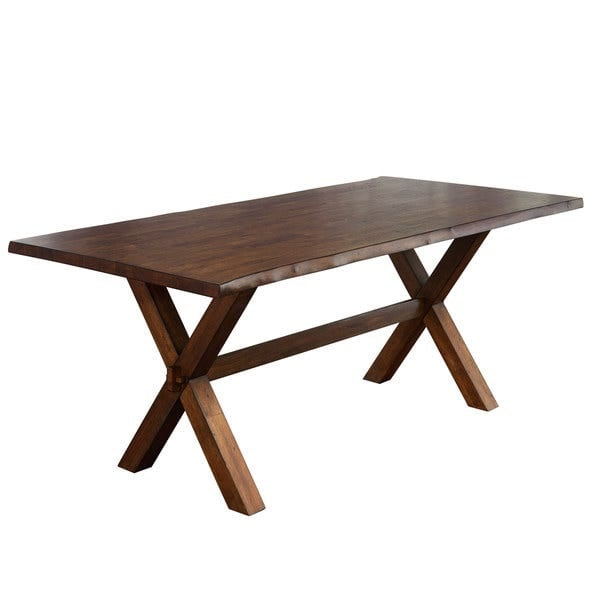 Brand New! Solid Wood Live Edge Dining Table