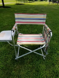 Outdoor seat with side table lawn chair Flemington, 08822